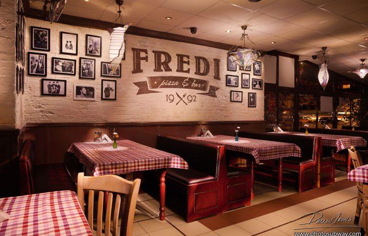 Ресторант в гр. София | Pizza & Bar Fredi