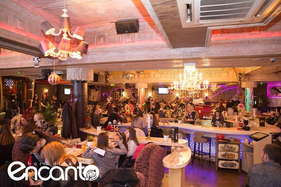 Bar and dinner ENCANTO Заведение в Пловдив | Бар Енканто