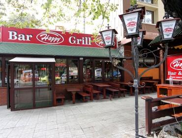 Денонощен ресторант Happy Bar & Grill Орбита | Варна
