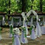 Заведение с лятна градина за сватби в Кубрат   Ресторант Колибите