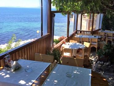 Тризвезден ресторант на море | Плакамото Несебър