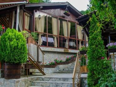 Ресторант-барбекю с лятна градина в Асеновград | Салаша