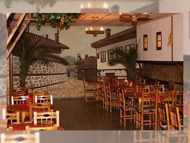 Битов ресторант в хотел Средна гора | Стрелча