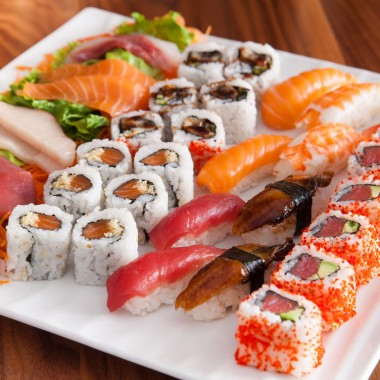 Основни видове суши